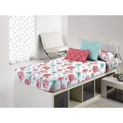 Edredón ajustable para camas nido GLOBE marca Cañete