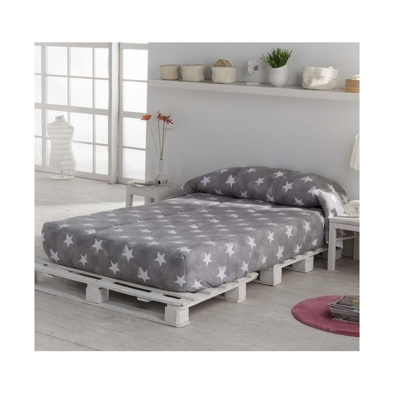 Colchas para camas nido edredn ajustable romance with - Imagenes de colchas para camas ...
