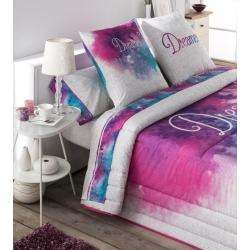 Sábanas de algodón DREAMER para cama de matrimonio