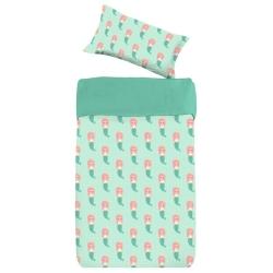 Nordico para cama de niñas SIRENITAS con relleno calentito disponible