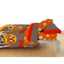 Tríptico de sábanas con dibujo divertido infantil TOMMY para cama de niños