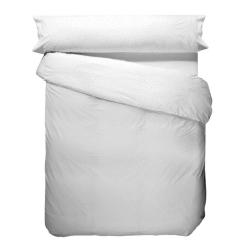 Funda nórdica con topos gris, beige, rosa o azul MOLE para cama de 90 hasta 180