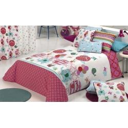Funda nórdica infantil GLOBE para cama de 90 o 105 cm