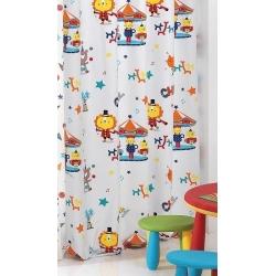 Cortinas CIRCUS para habitación de niños