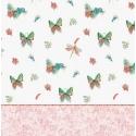 Detalle tejido sábanas LAURE rosa