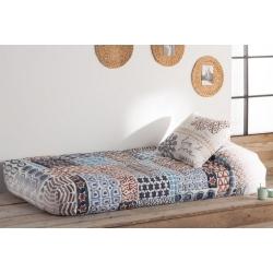 Edredon ajustable para cama nido o litera EXOTIC de JVR algodon 200 hilos