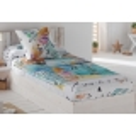 Edredón ajustable para camas juveniles BEACH de algodón 200 hilos