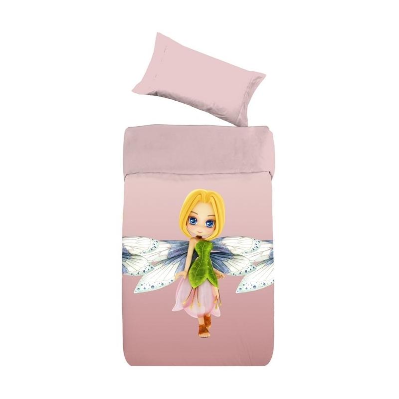 Funda nórdica HADA para cama de niña