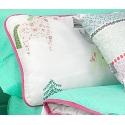 Cojín rectangular para cama FANTASY B con niña y castillo