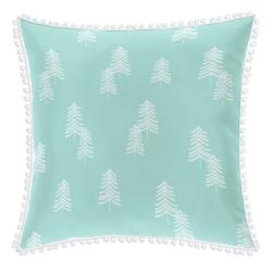 Cojin decorativo para cama en color menta PUU de 30x50, 50x50 o 50x70 cm