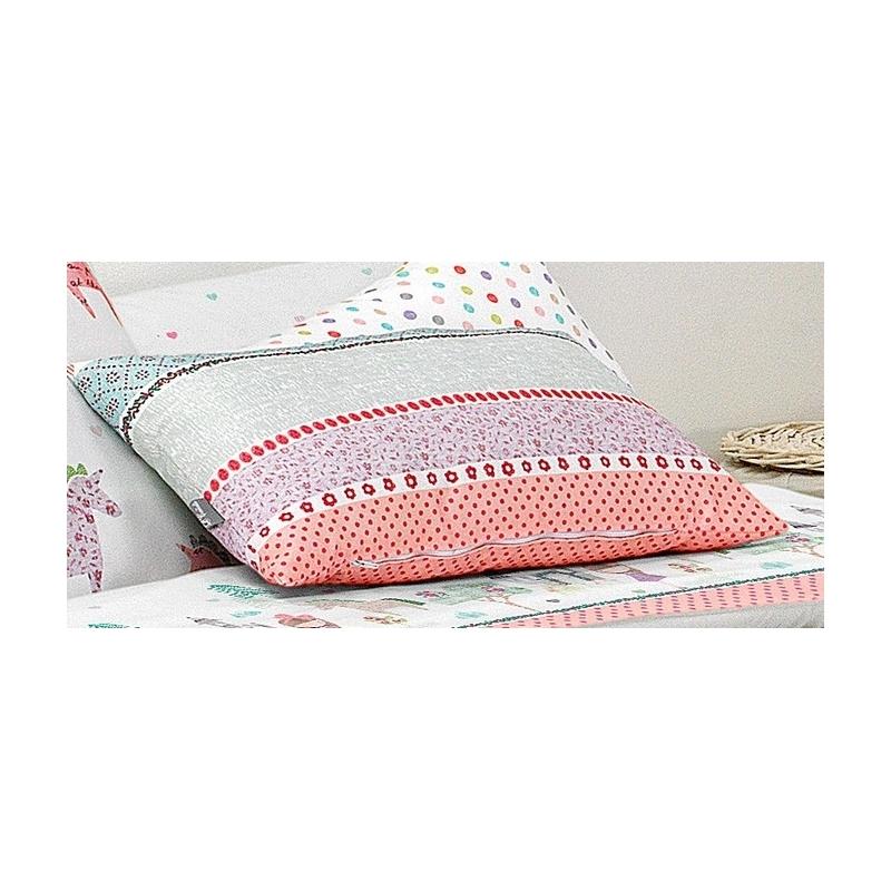 Cojín decorativo para cama niña STRIPE forma rectangular