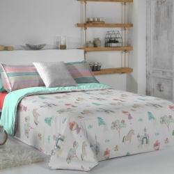 Funda nórdica infantil FANTASY B cama 90 o 105