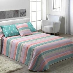 Edredones nórdicos con relleno FANTASY STRIPE estilo rayas de colores