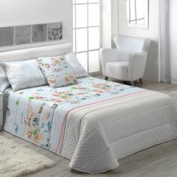 Edredón para cama infantil 80, 90 o 105 MONDO A marca Cañete