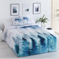 Edredón de invierno para cama juvenil OLOT de 90, 105, 135 o 150 cm