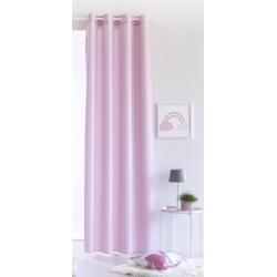Cortinas para habitación de niña coordinado IRIS de 150x260 o 200x260 cm