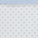 Estampado funda nórdica ESTRELLAS color azul