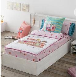 estampado surtido SELFIE ropa de cama juvenil infantil
