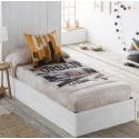 Edredón ajustable cama abatible, litera o nido URBAN con rascacielos