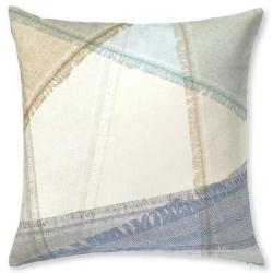 Almohada decorativa de 60x60 para cama DUNA estampado moderno