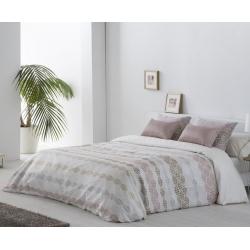 Funda nórdica jacquard JVR cama 180 a 90 ANYA color rosa