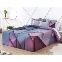 Edredón conforter cama 135, 150, 90 o 105 MOLLET en algodón suave