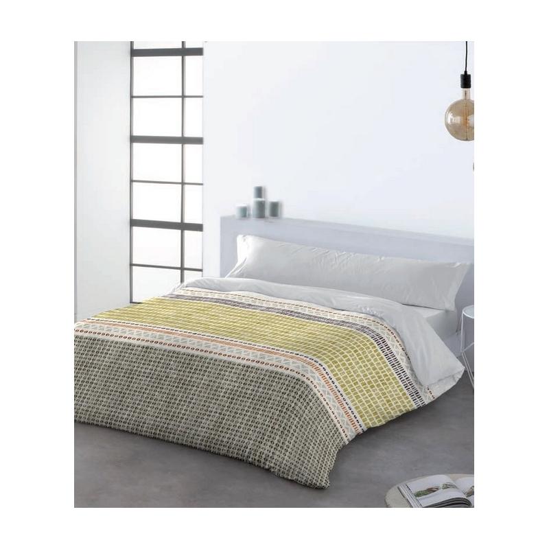Funda nórdica juvenil cama 90 a 180 HONEY marca Essentially