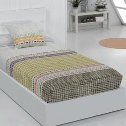Edredón ajustable cama 80, 90, 105, 135, 150, 160, 180 HONEY dibujo juvenil