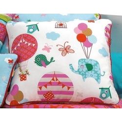 Cojín con dibujos graciosos GLOBE para cama infantil