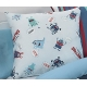 Cojín con relleno MONSTERS para cama infantil